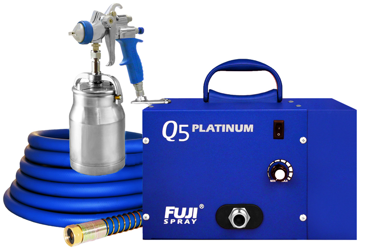 Fuji Spray Q5 Platinum T-70