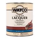 Изображение Watco Lacquer Clear Wood Finish (0,946 л) 63241 - Полуматовый