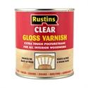 Изображение Rustins Coloured Polyurethane Varnish Gloss 500 мл