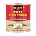 Изображение Rustins Coloured Polyurethane Varnish Gloss 1 литр