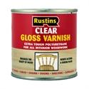 Изображение Rustins Coloured Polyurethane Varnish Gloss 250 мл