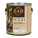 Изображение ZAR Solid Color Deck & Siding Exterior Stain