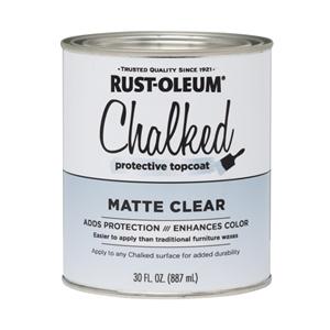 Rust-Oleum® Chalked Protective Topcoat