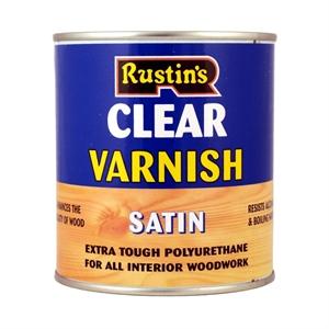 Изображение Rustins Clear Satin Varnish