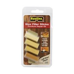 Изображение Rustins Wax Filler Sticks Светлый тон
