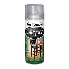 Изображение Rust-Oleum® Specialty Lacquer Прозрачный 1906830