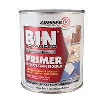 Изображение для категории Zinsser B-I-N® Advanced Synthetic Shellac Primer
