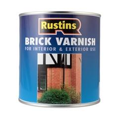 Изображение Rustins Brick Varnish 2,5 литра Глянцевый