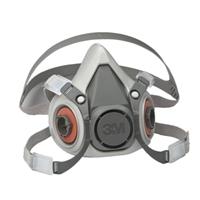 3M™ Half Mask 6100