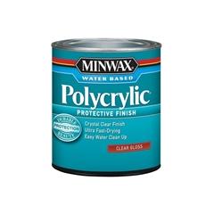 Изображение Minwax® Polycrylic™ Protective Finish 3,78 л Полуматовый 13333