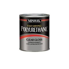 Minwax® Fast-Drying Polyurethane 237 мл Глянцевый 23000