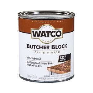 Watco Butcher Block Oil & Finish