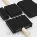 Poly Foam Brushes