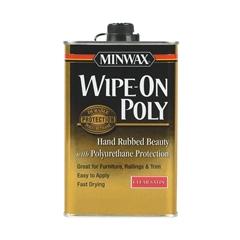 Minwax® Wipe-On Poly 946 мл Полуматовый 6091