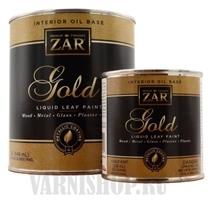 Изображение для категории ZAR Gold Liquid Leaf Paint