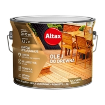 Изображение для категории Altax Olej 2,5 л